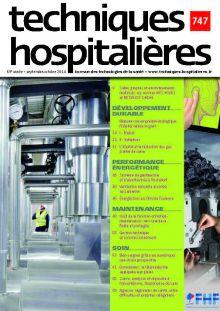 Revue Techniques hospitalières N°747 (test Ukoo à supprimer)