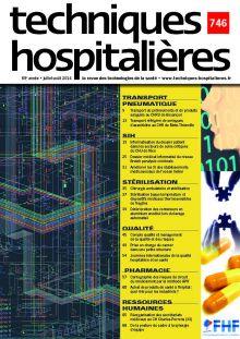 Revue Techniques hospitalières N°746