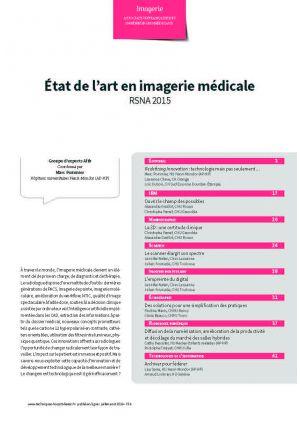 [accès libre] État de l'art en imagerie médicale. RSNA 2015