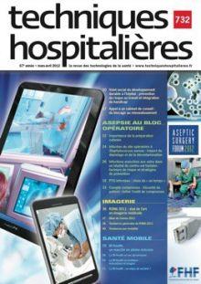 Revue Techniques hospitalières N°732