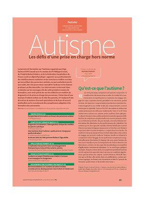 Autisme (dossier complet)