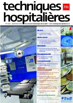 Revue Techniques hospitalières N°731