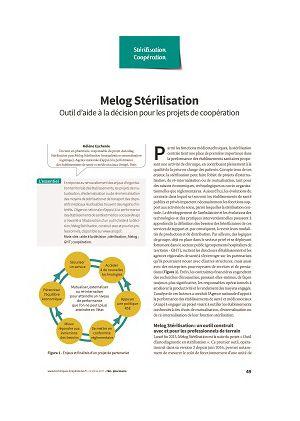 Melog stérilisation : outil d'aide à la décision pour les projets de coopération