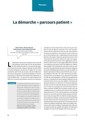 """La démarche """"parcours-patient"""""""