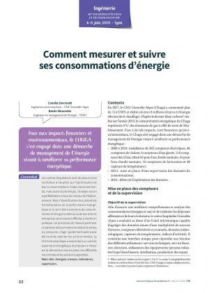 Comment mesurer et suivre ses consommations d'énergie