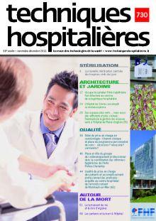 Revue Techniques hospitalières N°730