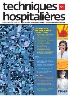Revue Techniques hospitalières N°729