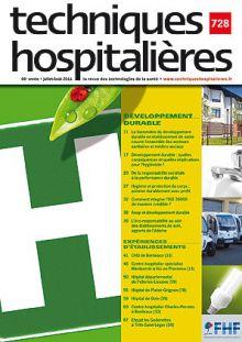 Revue Techniques hospitalières n°728