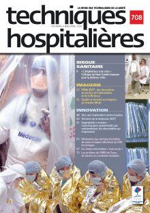 Revue Techniques hospitalières N°708