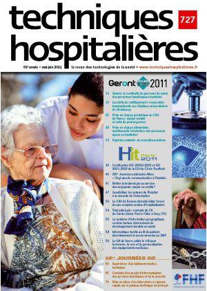 Revue Techniques hospitalières n°727