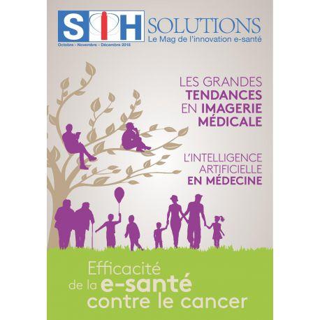 SIH SOLUTIONS octobre-novembre-décembre 2018