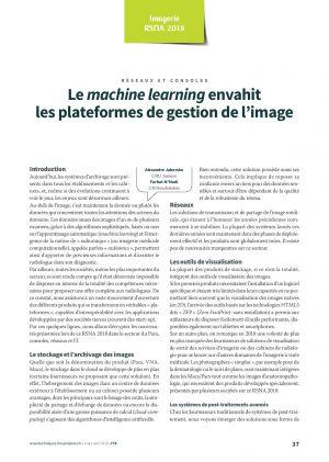 Le machine learning envahit les plateformes de gestion de l'image