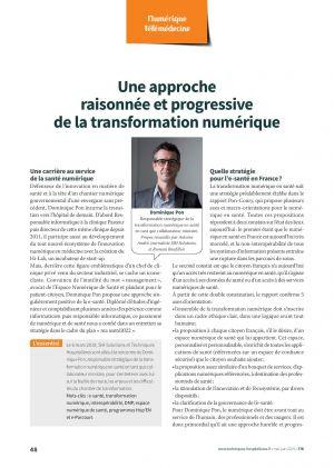 Une approche raisonnée et progressive de la transformation numérique