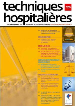 Revue Techniques hospitalières n° 726