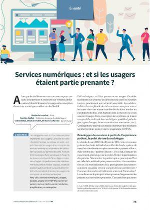 Services numériques : et si les usagers étaient partie prenante ?