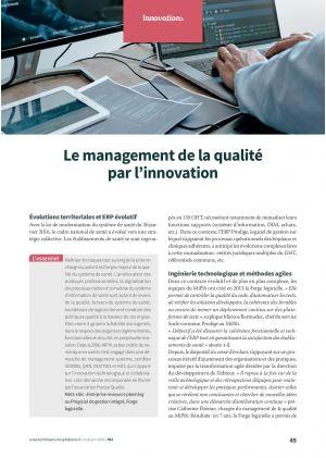 Le management de la qualité par l'innovation