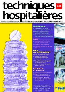 Revue Techniques hospitalières N°748
