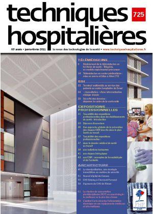Revue Techniques hospitalières n° 725