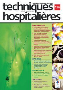 Revue Techniques hospitalières n°710