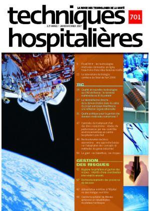 Revue Techniques hospitalières n°701
