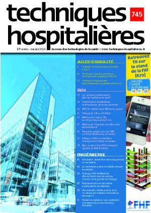Revue Techniques hospitalières N°745