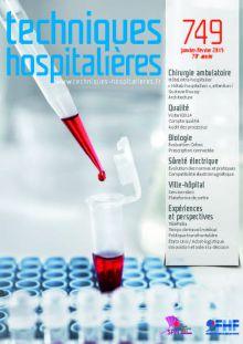 Revue Techniques hospitalières n° 749