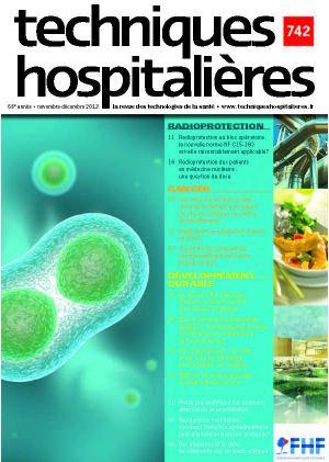 Revue Techniques hospitalières N°742