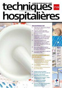 Revue Techniques hospitalières n° 719