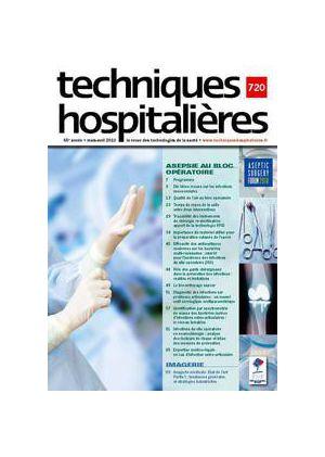 Revue Techniques hospitalières n°720