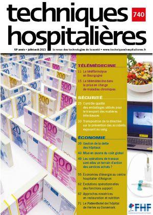 Revue Techniques hospitalières N°740