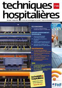 Revue Techniques hospitalières N°739
