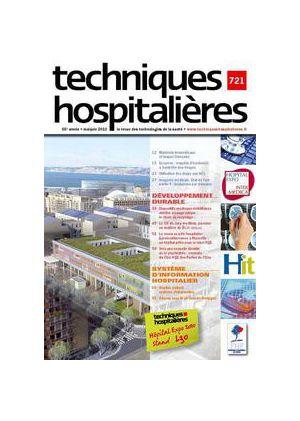 Revue Techniques hospitalières n°721