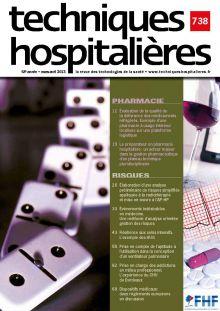 Revue Techniques hospitalières N°738