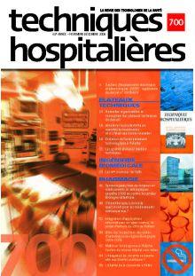 Revue Techniques hospitalières n° 700