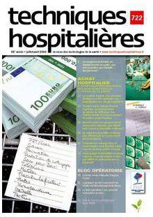 Revue Techniques hospitalières n°722