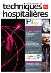 Revue Techniques hospitalières n° 703