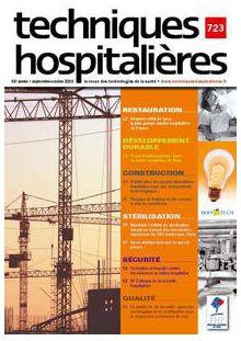 Revue Techniques hospitalières n°723