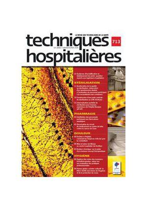 Revue Techniques hospitalières n°713