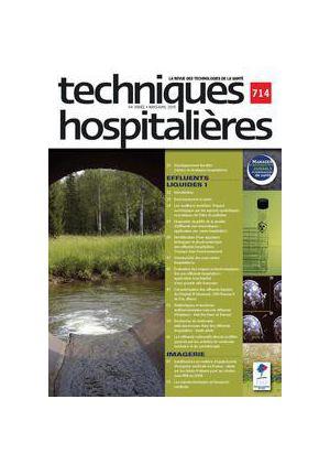 Revue Techniques hospitalières n°714