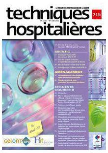 Revue Techniques hospitalières n°715