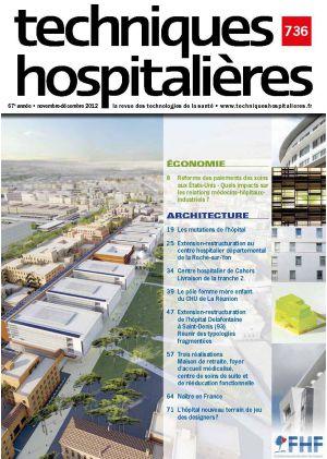 Revue Techniques hospitalières N°736