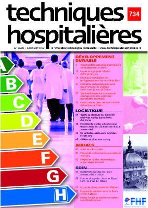 Revue Techniques hospitalières N°734