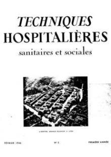 Revue Techniques hospitalières n°5