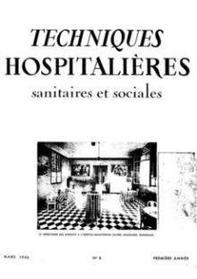 Revue Techniques hospitalières n°6