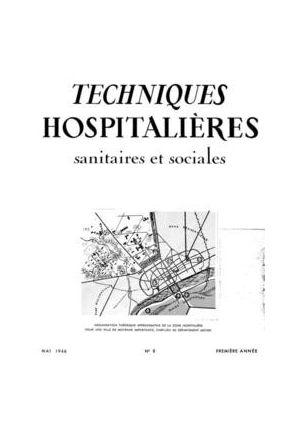 Revue Techniques hospitalières n°8