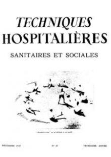 Revue Techniques hospitalières n°27