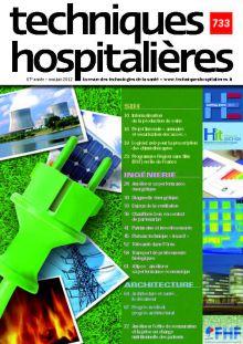 Revue Techniques hospitalières N°733