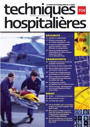 Revue Techniques hospitalières n° 704
